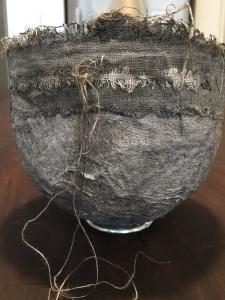 Cheryl Kennedy Textile Bowl 2