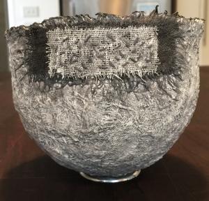 Cheryl Kennedy Textile Bowl